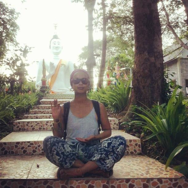 Zal een offer aan Buddha wellicht verbetering brengen?