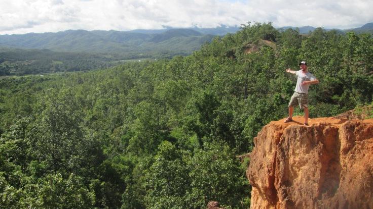 De Pai Canyon, wat een uitzicht!!