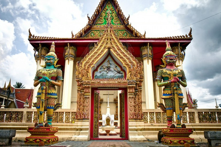 De tempel waar het allemaal gebeurt