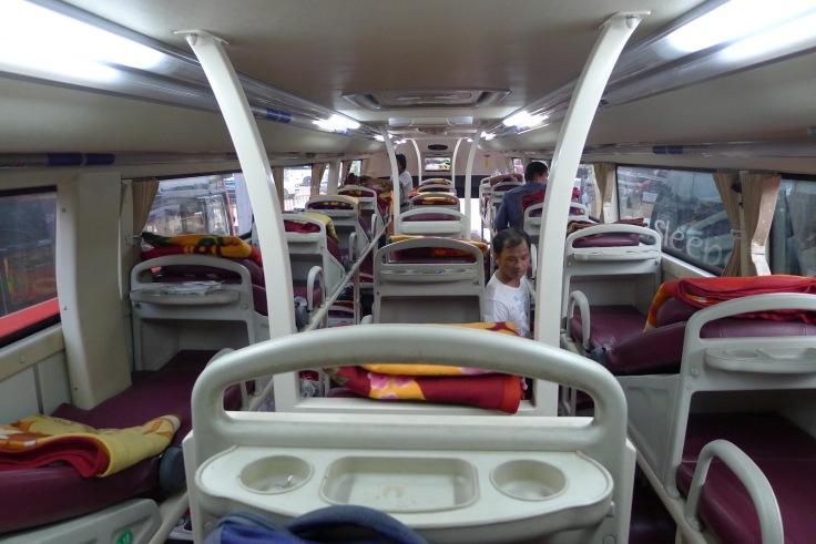 Zo modern! Onze tandartsstoelen bus