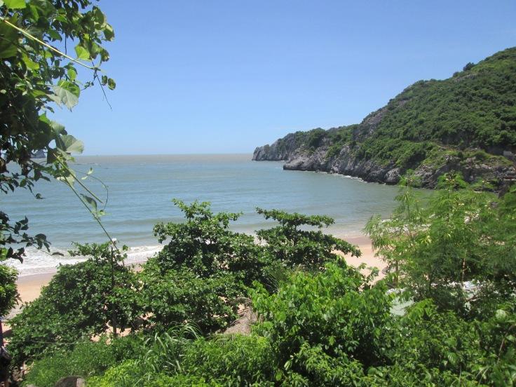 Uiteindelijk blijven dit soort strandjes toch wel ons favoriet...