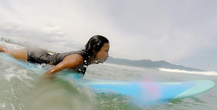 Een strand is pas perfect als er gesurft kan worden