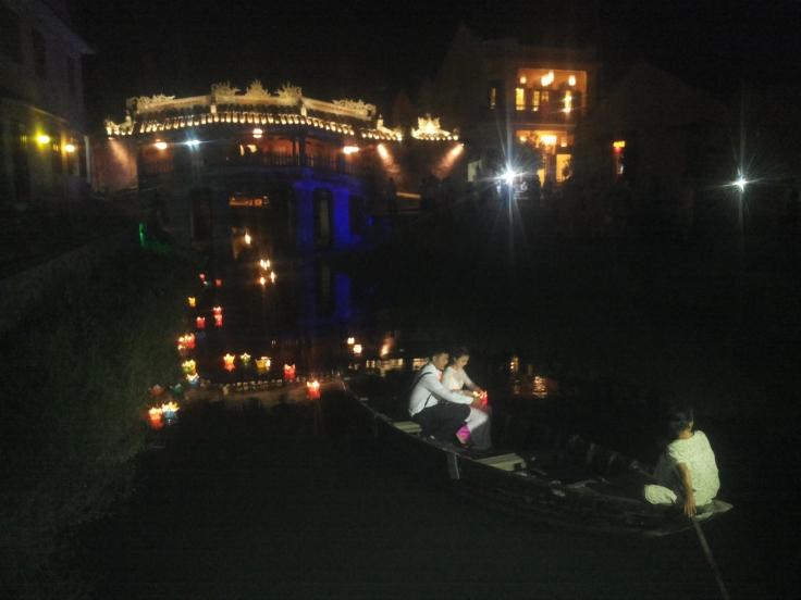 Hoi An by night... prachtig!!