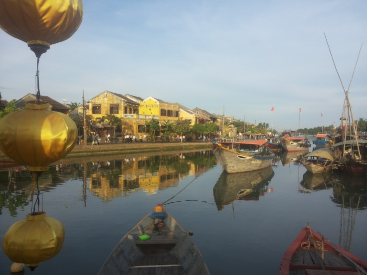 Hoi An by day