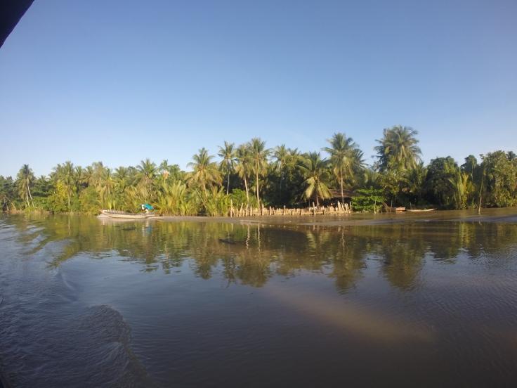 Tot ziens mekong rivier!