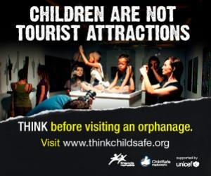 Gelukkig zijn er al verschillende organisaties die zich met dit soort campagnes inzetten voor de belangen van het kind