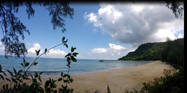 Ons privé strand