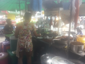 Streetfood, je kan je de straten van Bangkok niet zónder inbeelden