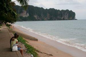 Het strand is... gewoon een strand