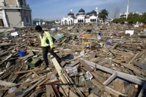 80% van de stad was verwoest